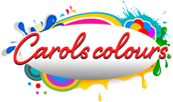 Carols Colours Logo